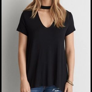 [American Eagle] Chocker Tee